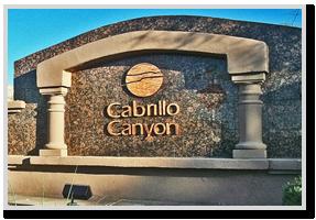Cabrillo Canyon
