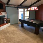 3 POOL TABLE ROOM